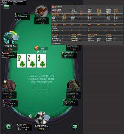 PP Poker HUD
